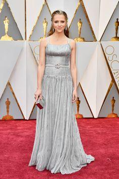 Teresa Palmer at the 2017 Oscars