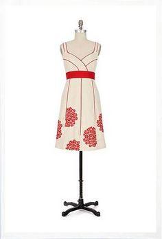 Coral Way Dress Floreat Anthropologie