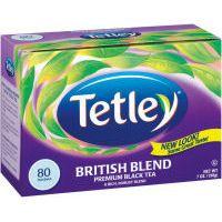 Tetley Tea Bags British Blend - So yummy!    the best tea ever