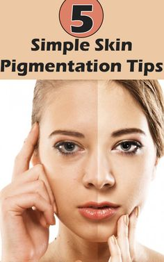 5 Simple Skin Pigmentation Tips  For Lighter, Brighter, Even tone skin use Zama´capsules. www.zamabeauty.com