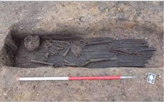 More Than 80 Exceptionally Rare Anglo-Saxon Coffins Found in Previously Unknown #Cemetery