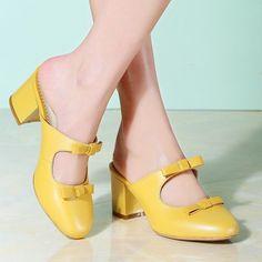 Chaussures - Orteils Sandales Post Gelée De Citron b6D1NLNdS9
