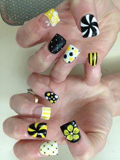 Spotlight Nails :)