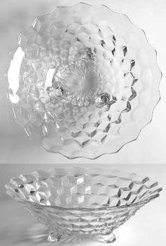 Fostoria, American Clear (Stem - Page 2 Fostoria Glassware, Fostoria Crystal, Cut Glass, Clear Glass, Glass Art, Antique Dishes, Antique Glass, Vintage Kitchenware, Vintage Glassware