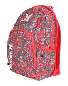 Inseption Hurley Ladies Backpack