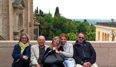 deux chats dans le jardin: 3 jours entre Bergamo, Malo et Asolo