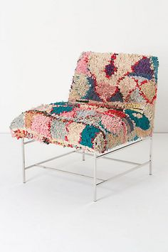Drool!!! Modern Moroccan Chair #anthropologie