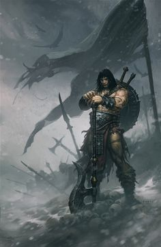 barbarian art - Pesquisa Google