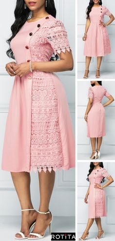 Lace Dress Styles, African Lace Dresses, Latest African Fashion Dresses, Women's Fashion Dresses, Stylish Dresses, Sexy Dresses, Cute Dresses, Beautiful Dresses, Casual Dresses