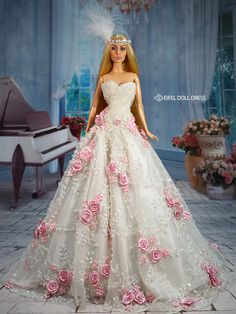 https://flic.kr/p/FgzMP8 | New Dress for sell EFDD |                     Check out the new dress on my eBay shop :) www.ebay.com/usr/eifeldolldress   Check out the…