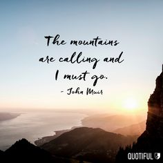 Go.  #life #balance #quotes #nature #quotiful