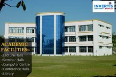 Academic Facilities Invertis University Bareilly #BeInvertian