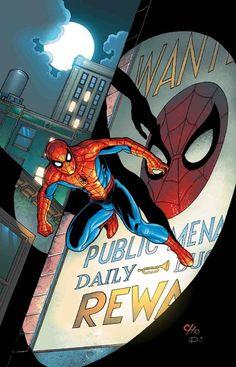 Spider-Man by Frank Cho