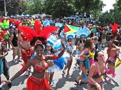 How to Get Your Caribbean Fix When You're Not in the Islands: Caribana Toronto: The Carnival of the North