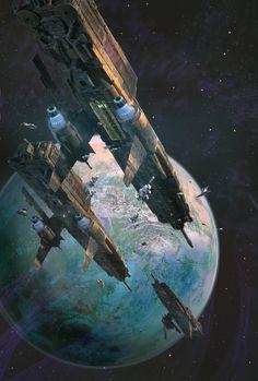 Fuck Yeah Space Ship