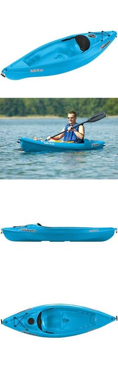 Kayaks 36122: Sun Dolphin Bali 8 Ss Sit-On Kayak - Ocean -> BUY IT NOW ONLY: $229.99 on eBay!