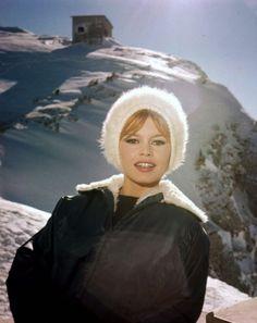 Brigitte Bardot 1961