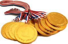 Fun ideas for an Olympics-themed party.