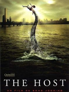 great monster movie - the host