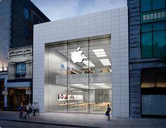 Apple Storefront