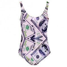 Sugarpills Clothing - Maillot Dollar