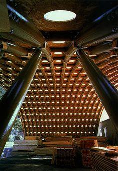 Shigeru Ban Paper Architecture  #architecture #shigeruban Pinned by www.modlar.com