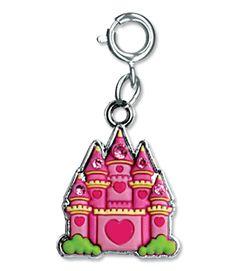 Shop CHARM IT! - Castle, $6.00 (http://www.shopcharm-it.com/charms/princess/castle/)