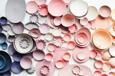 The Delicious Works of Stylist and Ceramicist Dietlind Wolf - The Chromologist