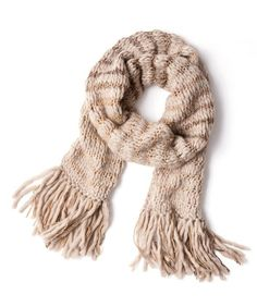 Anna Kula for EILEEN FISHER : wool alpaca striped scarf (Holiday Giveaway Pin)