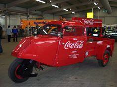 Coca Cola Old timer. Coca Cola Zero, Always Coca Cola, Cocoa Cola, Vintage Coke, Vintage Signs, World Of Coca Cola, Oil Tanker, Custom Trucks, Pepsi