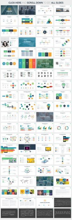 42 best best powerpoint templates images on pinterest keynote barcena powerpoint template by slidepro on creative market toneelgroepblik Image collections