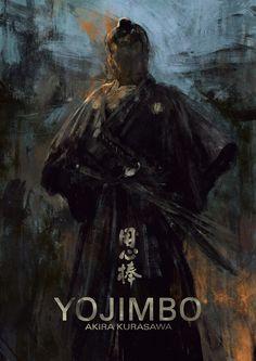 Yojimbo by Gilles Ketting *
