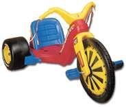 big wheel i had this one no pink for me i wantedthe cool flame one