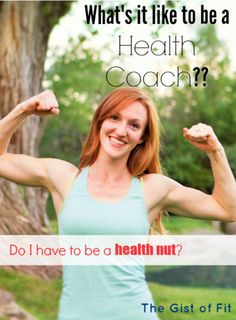 Do you feel fulfilled at your job?? Are you earning as much as you want? Do you have time for health and your hobbies?? Check out what it's like to be a HEALTH COACH!! IT may just be a good fit for you...and who knows, maybe you CAN quit that job, and maybe you CAN make more money at home....