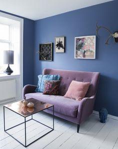 Дизайн гостиной в модных цветах 2016
