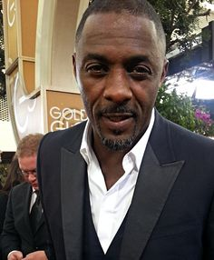 "katrinapavela: "" litnerdlovestv: "" sbrown82: "" ridleyscott-deactivated20160922: "" @goldenglobes: Idris Elba on the #GoldenGlobes #RedCarpet! "" need more! "" No bow tie. Soft dick. "" Lmaoooo! I can't with you. Yes, you just said that shit on Tumblr """