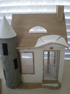 Cinderella Moments: christmas carol dollhouse