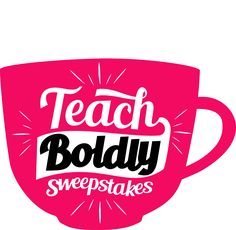 Want to win a deluxe coffee maker and a one month supply of coffee for your school's teachers' lounge? Then enter the Teach Boldly Sweepstakes! One grand prize winner will win a teched-out teachers' lounge makeover!  http://to.pbs.org/2eiUsgQ