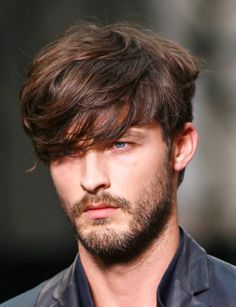 These are the most effective beard styles for men who are searching for some motivation on exactly how to shape their facial hair. Cultivate your true facial possibility by scoping our list of the best beard styles for men. Medium Hair Cuts, Medium Hair Styles, Curly Hair Styles, Hairstyles Haircuts, Haircuts For Men, Quick Hairstyles, Stylish Hairstyles, Medium Hairstyles For Men, Office Hairstyles