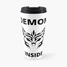 Demon Inside : O - Get yourself a funny custom desing from RIVEofficial Redbubble shop : )) .... tags: #demon  #inside #inner #monster #halloween #2020 #spooky #funny #humour #giftideas #beast #creepy #design #creature #cool #badass #shirtsonline #trends #riveofficial #favouriteshirts #art #style #design #nature #shopping #insidecollection #redbubble #digitalart #design #fashion #phonecases #access #customproducts #onlineshopping #accessories #shoponline #onlinestore #shoppingonline Funny Humour, Halloween 2020, Travel Mug, Badass, Creepy, Custom Design, How To Remove, Trends, Group
