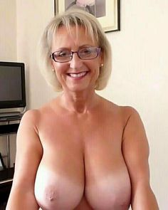 Mature naked white women