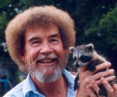 Bob Ross....one of my favorite painters!!