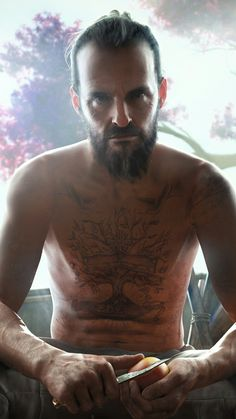Shirtless man, video game, far cry new dawn, wallpaper David Beckham Photos, Far Cry 5, Samsung Galaxy Mini, Cat Pee, Phone Wallpaper Quotes, Image Cat, Great Backgrounds, 2017 Images, Shirtless Men