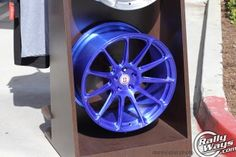 HRE Wheels in Color