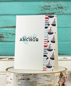 CASology Nautical - You Are My Anchor!