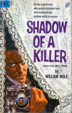 Shadow of a Killer [Small Venom] (Dell, 1959)