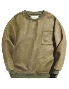 Pinned onto Men's Suede Shirts Board in Men's Clothing Category Military Fashion, Military Style, Velvet, Shirt Men, Sweatshirts, Womens Fashion, Sweaters, Clothes, Vintage