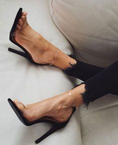 Cheap sandal shoes, Buy Quality heels sandals women directly from China party sandal Suppliers: 2017 Runway Transparent Clear Extreme High Heels Sandal Women Sexy Party Sandal Shoes Ladies Summer Stiletto Pumps Cute Shoes, Women's Shoes, Me Too Shoes, Shoe Boots, Shoes 2017, Platform Shoes, Golf Shoes, Boot Heels, Jeans Heels