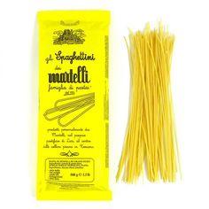 Martelli Pasta spaghettini - great with tuna