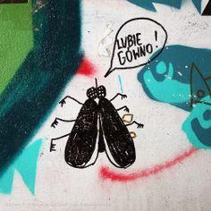 Beogradski grafiti.: LUBIE GOWNO! / Savamala #Beograd #Belgrade #Graffiti #Grafiti #StreetArt